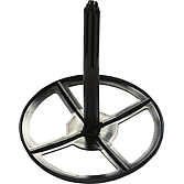 Tox-Dämmstoffhalter Dh 8/ 140 aus Kunststoff, Teller Nw 90