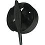 KE Rohr-Klappensteller aus Nylon komplett