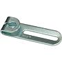 MEZ-Hebel 900 / 14 mm; verz. Klappenhebel ohne Zubehör