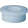 MEZ-Buchse 980 PVC 12.0 mm Lagerelement mit Nut; für Klappen