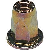 HEXAFORM  M 4 - 20 FK Honsel - Blindnietmuttern M 4 - Stahl
