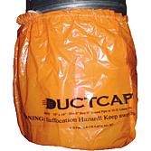 MEZ-Ductcap 0610 Bauzeitverschluss für NW 150-225 Kanalumf