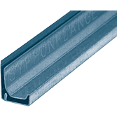 MEZ-Syphonflange 20 mm verzinkt