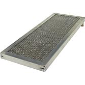 Fettfilterzelle 150x500x25 aus Aluminium