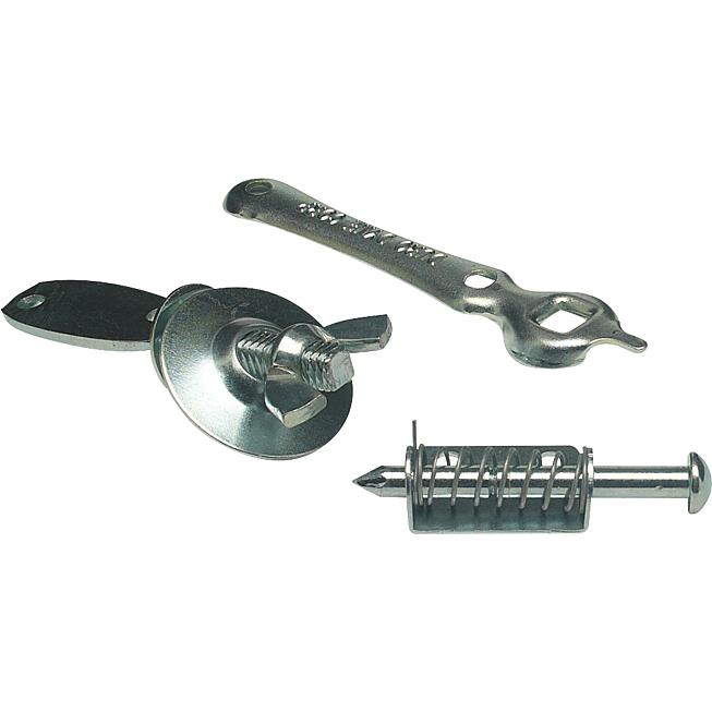 Jiffy Bolzen NW 6.35 mm Klappenstellgarnitur kompl.