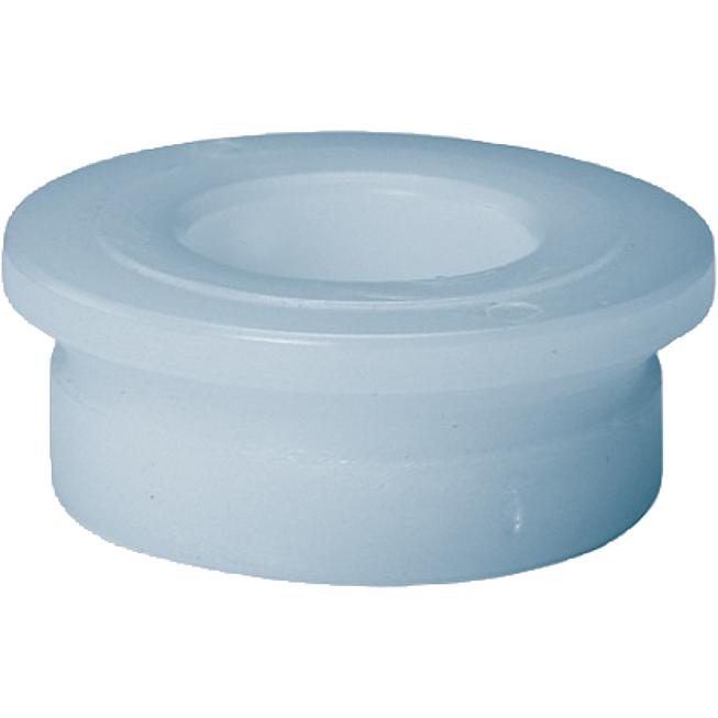 Mez-Buchse 980 Pvc 12.0mm Lagerelement mit Nut, für Klappen