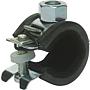 Sigma-Gleitrohrschelle M8 Spannbereich 15mm einteilig