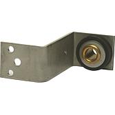 Z-Kanalhalter Genietet 66mm für M8 und M10 aus Edelstahl