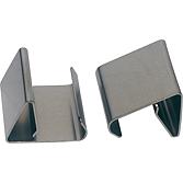 Spannklammer Inox 1.4310 für Rahmen