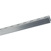 Doppel-Montageschiene 41x124 3.0 mm dick; 6m lang; verz.