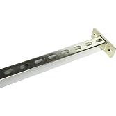 Konsole Quer 750 mm lang mit seitlicher Öffn. verz. 41mm