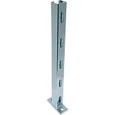 Fertigkonsole C-Profil Platte längs; Typ 315 Länge 315 mm 45