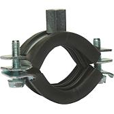 """Omnia-Rohrschelle MB 3/8""""  Spannbereich 15-20 mm zweiteilig;"""