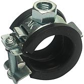 """SIGMA-Rohrschelle 1/4"""" / M8 Spannbereich 12-15 mm einteilig;"""