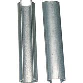 MEZ-Ceschieber 125 - 100 mm Schiebeleiste