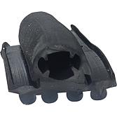 Mez-Dämmgummi 175 für Duct- Support-Montageschienen