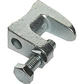 MEZ-Cramp 857 Trägerklammer Loch 9 mm