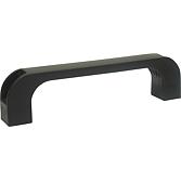 Bügelgriff M8 / 180 schwarz geeignet für Revisionsdeckel