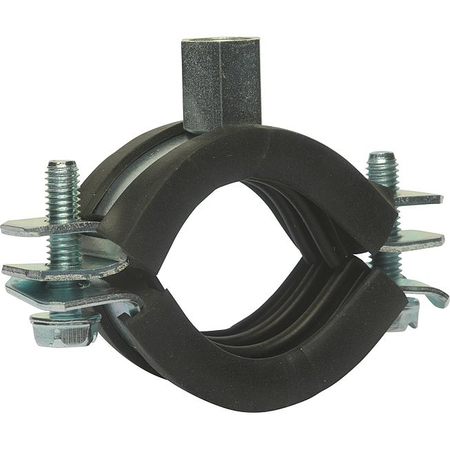 """Omnia-Rohrschelle Mb 3/8"""" Spannbereich 15-20mm zweiteilig"""