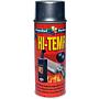 Farbspray schwarz bis 650°C Dose à 400 ml HITZEFEST!