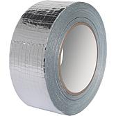 Aluminium-Klebeband VERSTÄRKT 50 mm breit 45 Meter lang