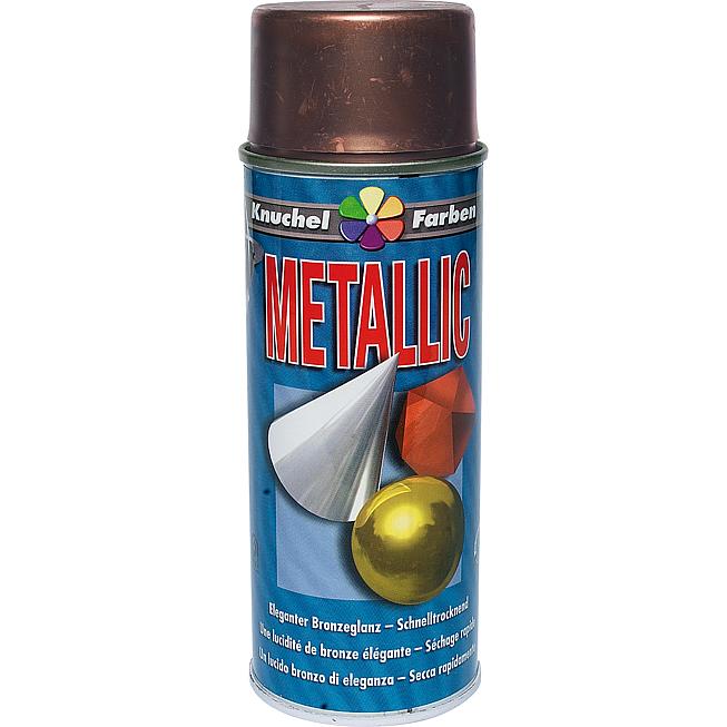 Metallic Bronze Effekt-Spray Kupfer Aerosol