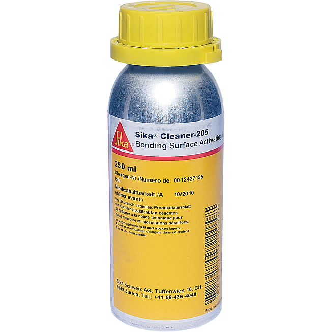 Sika Cleaner 205 1000 ml Enth. Isopropanol 3 Ziffür 3B