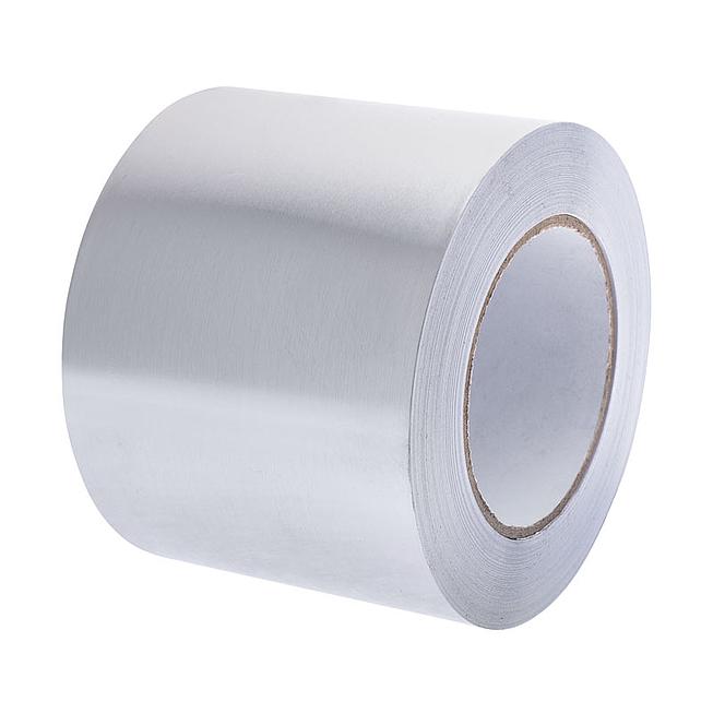 Aluminium-Klebeband unverstärkt