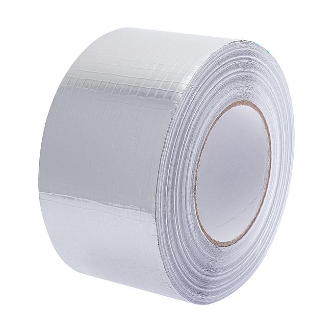 Aluminium-Klebeband verstärkt