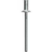Megatac MBN Typ S 3.2 x 9.7 Senkniete Alu/Stahl stufenl.