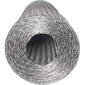 Drahtgeflecht 6-eck 20/5 Inox - Rollen à 50 lm