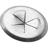 Clips EC 30 NW 30 mm für Isolationsbefest. auf Pins
