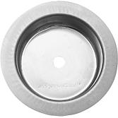 Abdeckung für Bimetall-Thermometer ohne Isolierung