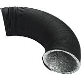 Combi-Lüftungsschlauch ECO 80mmx10lm,5-lagig Ø82mm schwarz