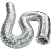 Aluminiumschlauch ECO 80mmx10lm, fünflagig Ø 82mm