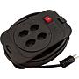 Kabelbox, 4xschutzkontakt-Steckdosen, 230V/ 10A Mit...