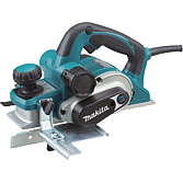 Makita Einhand-Falzhobel Kp0810Cj, 1'050W/82mm