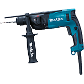 Makita Hr1830 Leicht-Bohrhammer 440 W, Sds Plus inkl. Koff
