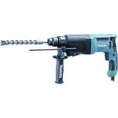 Makita Hr2600 Bohrhammer Sds-Plus, 800W, mit Tiefenanschlag