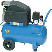 Toolair Kompressor Mod. 494 230 V, 24 L