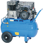 TOOLAIR Kompressor Mod.498 230 V; 50 l; 2.25Kw