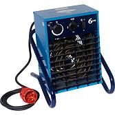 Keramikheizung KX-2, 2 kW/2000 Watt, rot, 155x190x220mm  TOP QUALITÄT! Sicherheit geht vor.