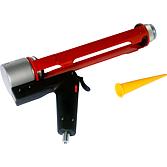 Kroger T 16 x Druckluftfugenpistole 310Ml, Inkl.Düse, rot