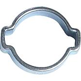 Oetiker-Schlauchklemme 11-13 für Druckluftschläuche, verzinkt