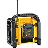 DeWalt DCR020 DAB+ AM/FM Stereo Radio (10.8-18.0V OHNE Akku)