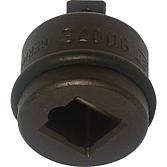 """Hazet Adapter 3/8"""" / 1/2"""" zu Schlagschrauber inkl.Gummiring"""