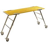 Rollender Arbeitsbock Spö-Bö Höhe 60-95cm, 1 Paar