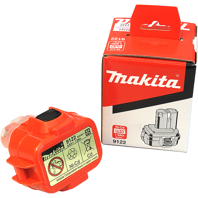Block-Akku Ni-Cd - Makita Nc9122