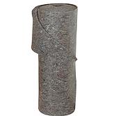 Schutzvlies | Abdeckvlies mit einer rutschhemmenden und einer saugstarken thermoverfestigten Vliesseite