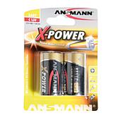 Batterie C LR14 1.5 Volt, Blister BABY